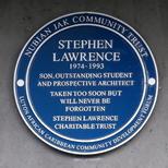 Stephen Lawrence  - Deptford