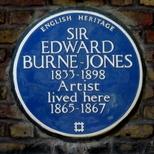 Sir Edward Burne-Jones - W8