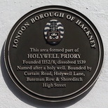 Holywell Priory