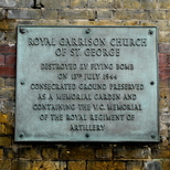 Royal Garrison Church of St George