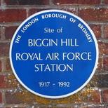 Biggin Hill Royal Air Force Station