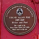 Edgar Allan Poe - N16 - Plaque 1