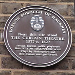 Curtain Theatre - Hewett Street