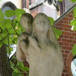 St Mary's Primrose Hill war memorial