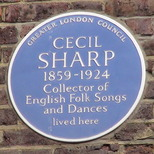 Cecil Sharp
