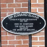 Sir Edward Elgar - NW3