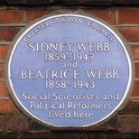 Sidney & Beatrice Webb