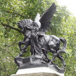 Royal Artillery Boer War memorial