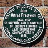 John Alfred Prestwich