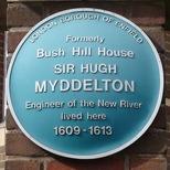 Hugh Myddelton - N21