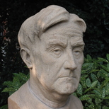 Ralph Vaughan Williams - Bust