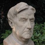Ralph Vaughan Williams - Bust