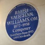 Ralph Vaughan Williams - NW1