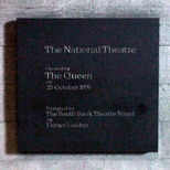 National Theatre foundation - 1976