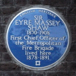 Eyre Massey Shaw