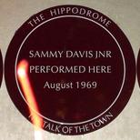 Hippodrome - Sammy Davis Jr.