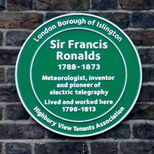Sir Francis Ronalds - N5
