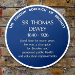 Sir Thomas Dewey