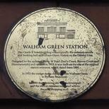 Walham Green Station