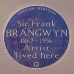 Sir Frank Brangwyn