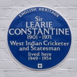 Learie Constantine - W8