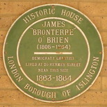 "James ""Bronterre"" O'Brien"