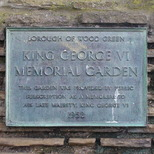 King George VI Memorial Garden