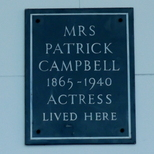 Mrs Patrick Campbell