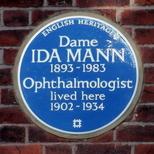 Dame Ida Mann
