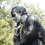 Byron statue