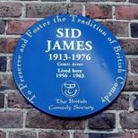 Sid James  - W5
