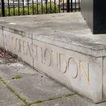 Civilian deaths in WW2 - Blitz East London