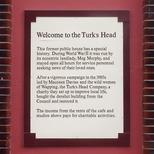 Turk's Head - Wapping - 2