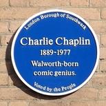 Charlie Chaplin - Walworth Road