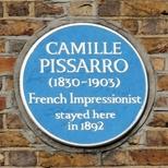 Camille Pissarro - Kew