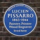 Lucien Pissarro - W6