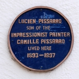 Lucien Pissarro - Epping
