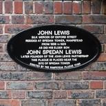 John Lewis and John Spedan Lewis