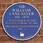 Sir William Lancaster