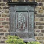 London Troops memorial - Fulham