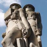 24th London Division - memorial