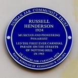 Russell Henderson