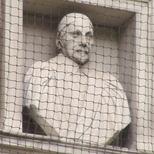 James Palmer bust
