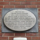 One Tun Ragged School