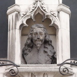 Charles I bust at St Margarets