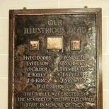 Middlesex Guildhall war memorial