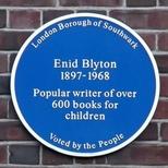 Enid Blyton - Dulwich
