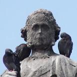 Richard Cobden statue