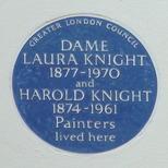 Laura & Harold Knight