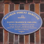 Fanny Cradock